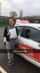 ISABEL passed with L Team Driving School