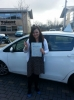 CLAIRE passed with L Team Driving School