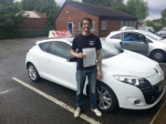 joseph passed with L Team Driving School