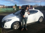 MEHARN passed with L Team Driving School