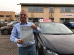 Adeel passed with L Team Driving School