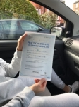 Shohib passed with L Team Driving School