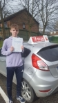Dylan passed with L Team Driving School