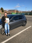 Julija  passed with L Team Driving School