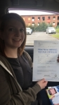Christina passed with L Team Driving School