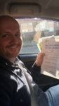 Mark passed with L Team Driving School