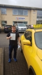 David passed with L Team Driving School