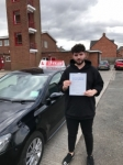 Miraidn passed with L Team Driving School