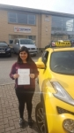 Heleema passed with L Team Driving School