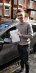 Kane passed with L Team Driving School