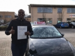 Walid passed with L Team Driving School