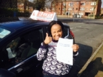 PHETHY passed with L Team Driving School