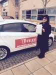 juli passed with L Team Driving School