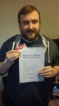ryan passed with L Team Driving School