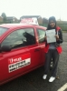 Maryam shabir passed with L Team Driving School