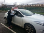 SUMIYYA passed with L Team Driving School