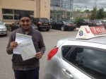 JAY passed with L Team Driving School