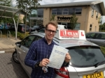 STEPHEN passed with L Team Driving School