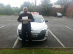 MUSA passed with L Team Driving School