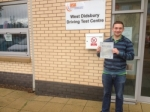 GRAHAM passed with L Team Driving School