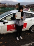 RENA passed with L Team Driving School
