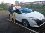 MUSHTAQ passed with L Team Driving School