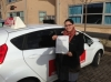 Myra passed with L Team Driving School