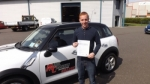 Tom Reilly passed with Mark Camburn Driving School