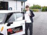 Ben Staff passed with Mark Camburn Driving School