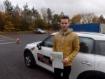 John Brighton passed with Mark Camburn Driving School