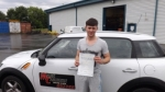 Dan Foxcroft passed with Mark Camburn Driving School