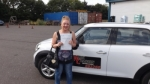 Demi Simpson passed with Mark Camburn Driving School