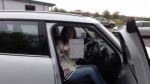 Caroline Horton passed with Mark Camburn Driving School