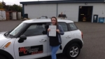 Jodie Thomas passed with Mark Camburn Driving School