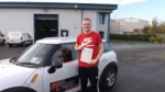 Calum Mcdonald passed with Mark Camburn Driving School