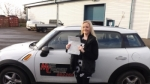 Laura Farrant passed with Mark Camburn Driving School