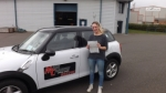 Shauna  Rayner passed with Mark Camburn Driving School