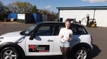 Enya Thornberry passed with Mark Camburn Driving School