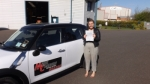 Yasmin Young passed with Mark Camburn Driving School
