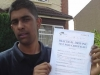 Basit   (Redmead Road HAYES) passed with Learn with Michael