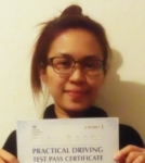 CASSIE  (Station Road, HAYES) passed with Learn with Michael