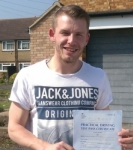 DANIEL, (HARLINGTON) Only 1 minor error. passed with Learn with Michael