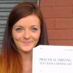 EMMA  (Porters Way,WEST DRAYTON) passed with Learn with Michael