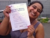 Freesha  (Commonwealth Road, HAYES) passed with Learn with Michael