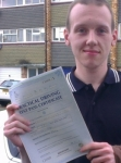 HARRY (Coleridge Way,WEST DRAYTON) passed with Learn with Michael