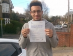 Jamie (West Drayton) passed with Learn with Michael