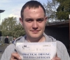 Karol   (london Road, Feltham)  only 1 minor error passed with Learn with Michael