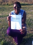 Kereice. (HAYES TOWN) passed with Learn with Michael
