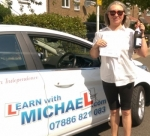 LARA passed with Learn with Michael