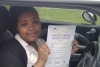 Lauren   (Warner Close, Harlington) passed with Learn with Michael